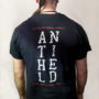 "Men-Shirt ""Antiheld"" Back"